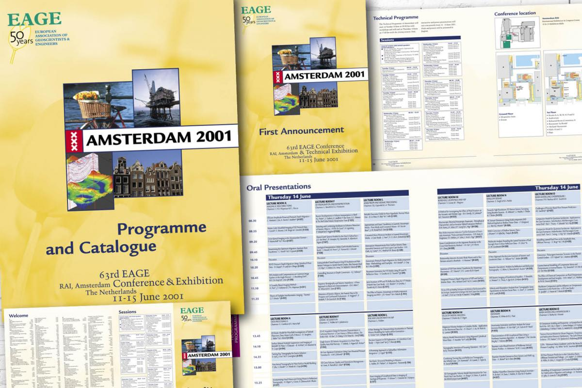 Amsterdam 2001 - EAGE Conference & Technical Exhibition